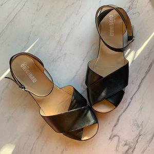 Clark's Originals   Black Ankle Strap Sandals   11